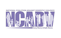 NCADV (National Coalition Against Domestic Violence) Logo